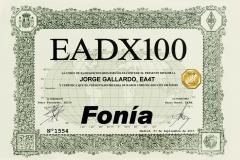 EADX100-FONIA