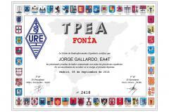 TPA-FONIA