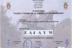 II_Diploma_Flora_y_Fauna_en_la_sierra_de_guadarrama