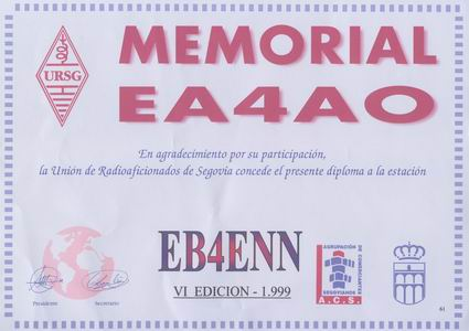 Memorial_ea4ao_1999